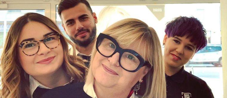 """La formazione: la base del lavoro nel salone """"Studio Effe"""" di Padova"""