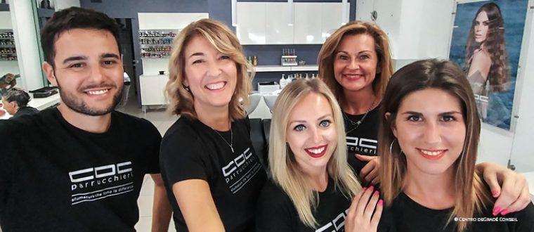 """Il lavoro basato sui valori CDC presso il salone """"Hair Generation"""""""
